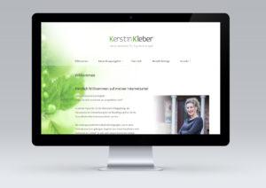 Website Webdesign von snap new media - Anke Klusmeyer