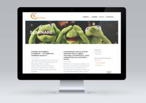 GSP Bunkerstation Borkum Anne Theilke Website Webdesign von snap new media - Anke Klusmeyer