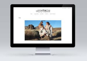Anne Theilke Website Webdesign von snap new media - Anke Klusmeyer