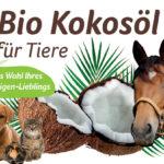 Walter lang GmbH Bio Kokosöl für Tiere