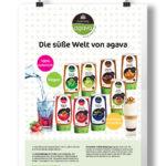 Karin Lang agava Plakate Sirupe