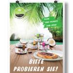 Karin Lang agava Plakate Aufstriche