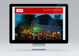 Bei Beppo Website Webdesign von snap new media - Anke Klusmeyer