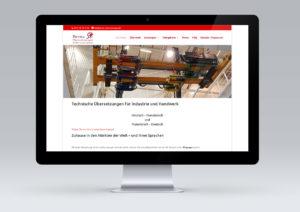 Website Webdesign von snap new media - Anke Klusmeyer fr-de.de